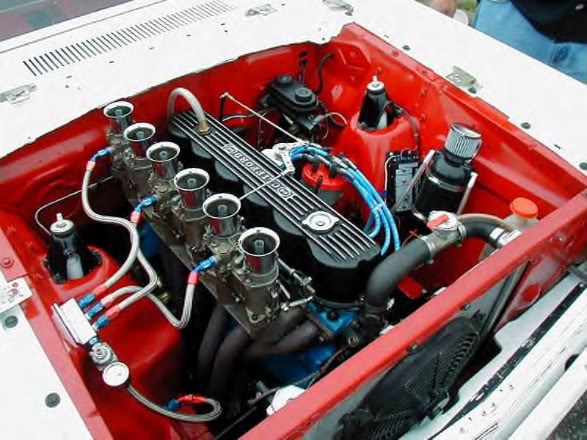 Scotts on Jeep Inline 6 Crate Engine